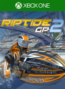 El juego Riptide GP2 ya disponible para Xbox Uno