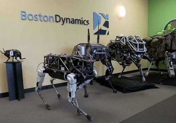 Boston Dynamics publica su último video de Spot, y es increible