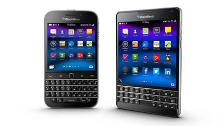 BlackBerry Classic -pasaporte