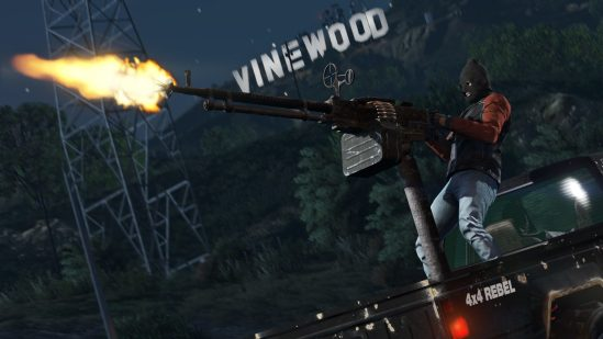 gta v para pc screenshots