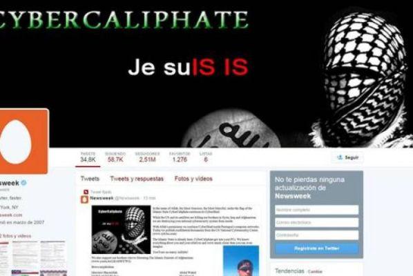 Seguidores de ISIS hackean cuenta Twitter de la revista Newsweek