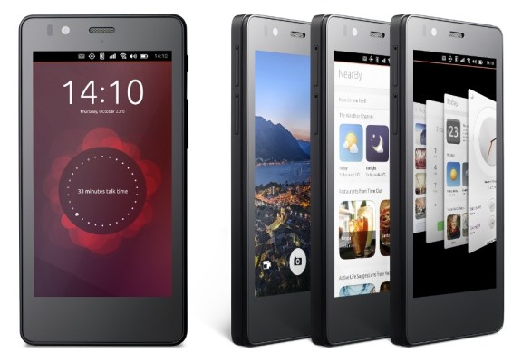Ubuntu Phone llega la próxima semana, por fin