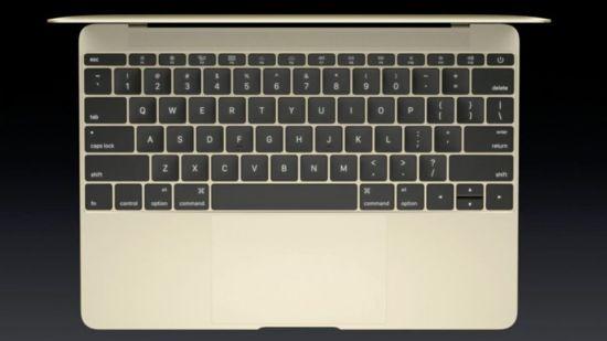 nuevo macbook de apple