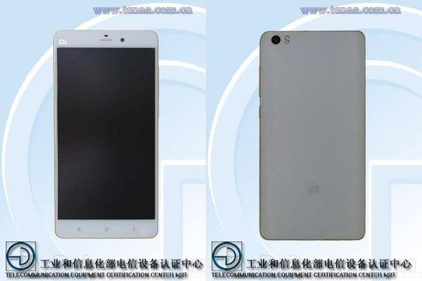 Xiaomi Mi Note Pro certificado En Tenaa, Y El Todo Listo Para El Evento