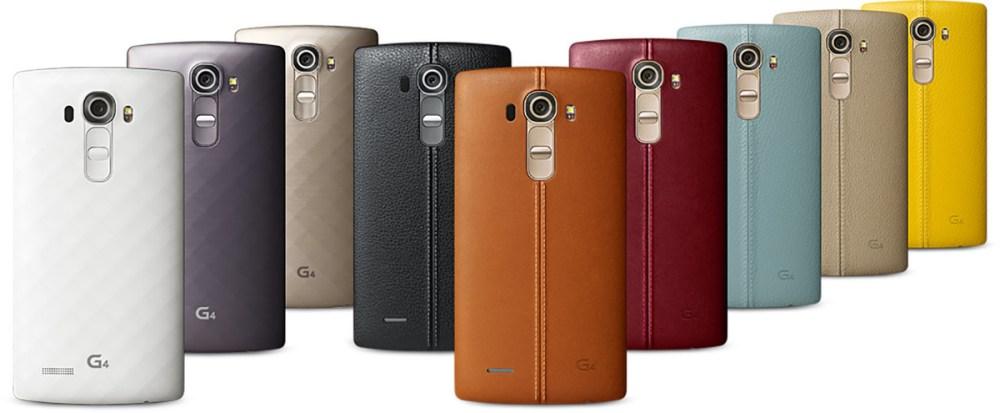 Tutorial para hacer un hard reset en el LG G4