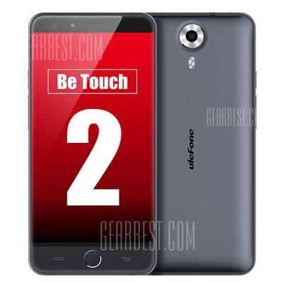 Nuevo Ulefone Be Touch 2 con Android y Sensor de Huellas