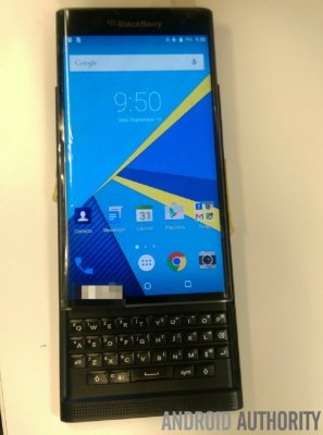 El BlackBerry PRIV costará unos $ 630 dólares