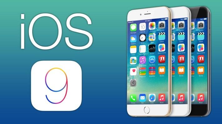 Así comenzó iOS: Desde iOS 1 hasta iOS 9 [infografía]