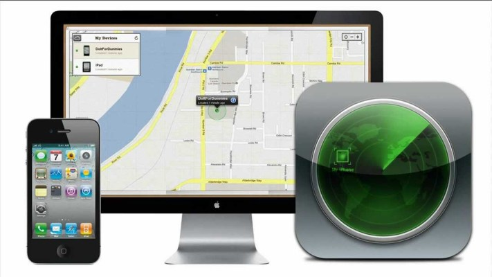 "Cómo localizar tu iPhone perdido con ""Find My Iphone"""