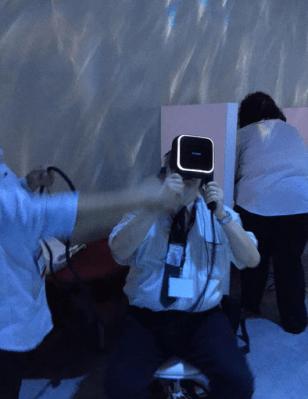Canon lanza su gadget de realidad virtual