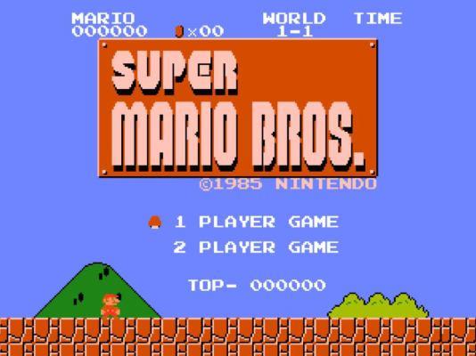 Super Mario Bros ayer cumplió 30 años, al menos eso creemos