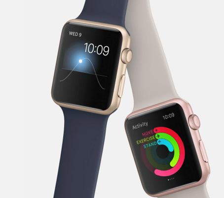 Este es el nuevo reloj inteligente de  Apple