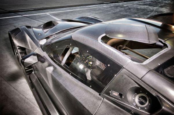 Callaway Corvette GT3-R, filtrado antes del 2016