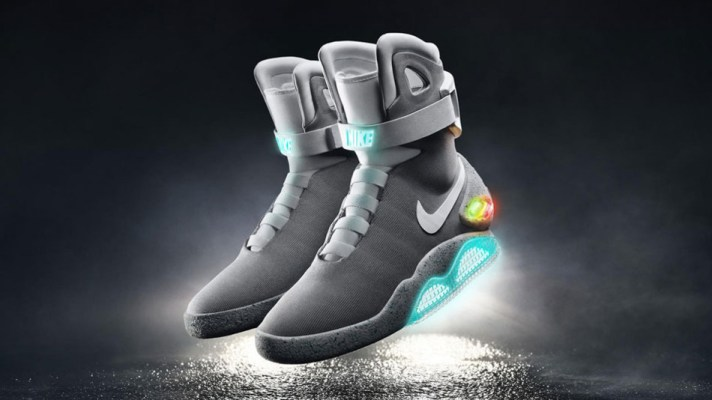 Nike presenta oficialmente sus tenis inteligentes