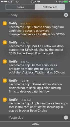 notify-facebook-app