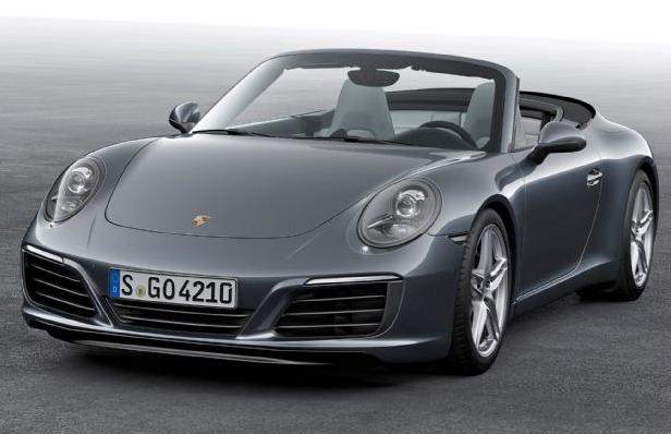 La razón por que el  Porsche 911 no tendrá Android Auto