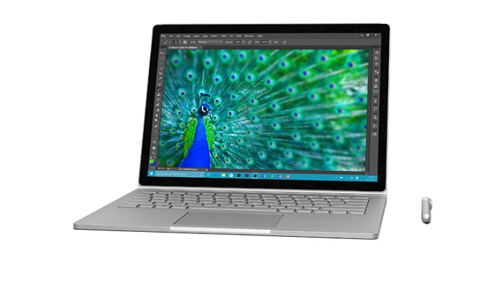 Microsoft presenta nueva Surface Book
