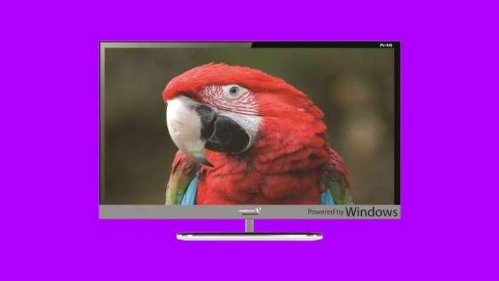 Conoce la primera TV Windows 10