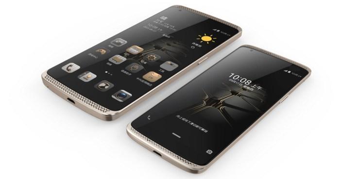 ZTE ha anunciado el potente teléfono ZTE Axon Mini