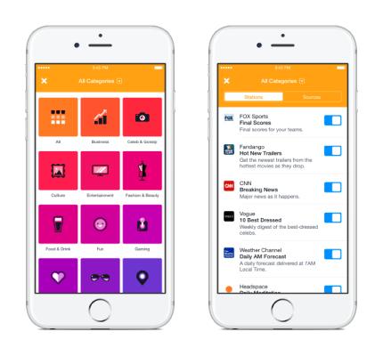 La nueva aplicación Notify de Facebook, ya está disponible