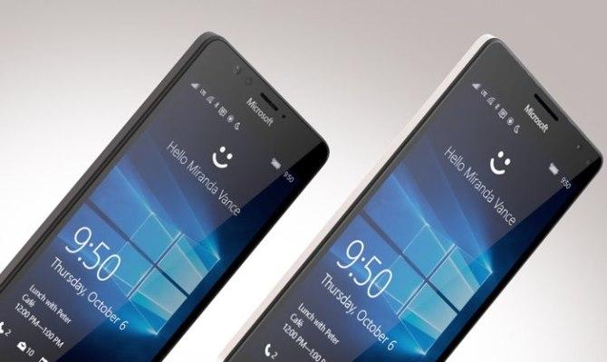 Microsoft Lumia 950 XL, comienzan las pre-ordenes en EE.UU.