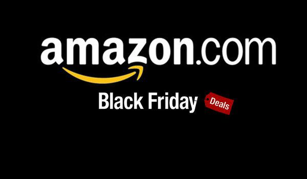 Viernes Negro de Amazon comenzara unas semanas antes