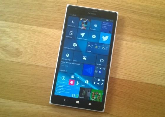 Microsoft lanza el nuevo Windows 10 Build para móvil