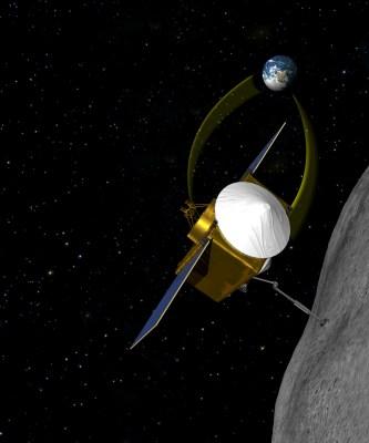 Un asteroide podría desaparecer la tierra en 200 años