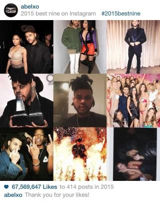 Cómo ver sus mejores fotos de Instagram del 2015 en épica