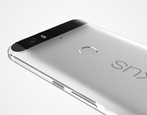 Cómo poner el Nexus 6P en modo de arranque y recuperación