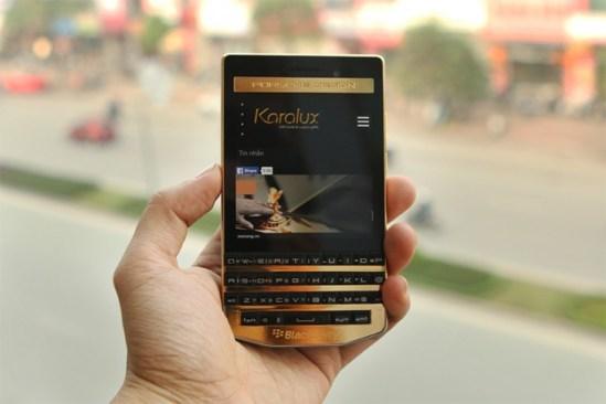 BlackBerry- Porsche-oro-tecnologia