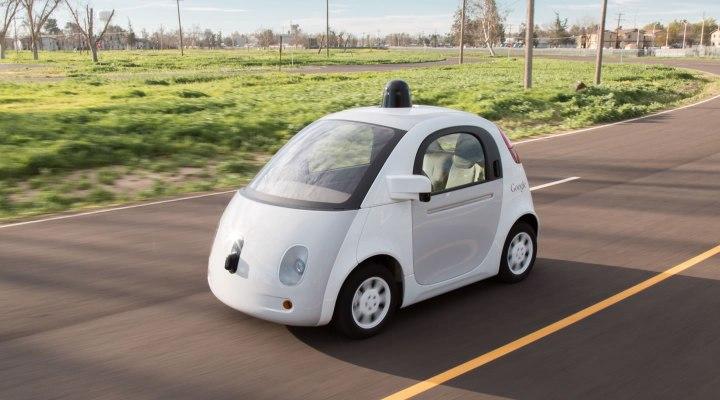 ¿Ford construirá el auto de auto-conducción de Google?