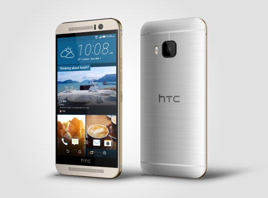 El HTC Uno M9 tendrá hoy actualización Android Marshmallow