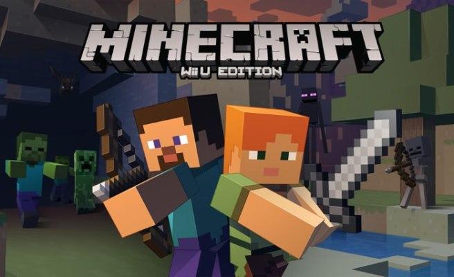 Minecraft llegara a la consola Wii U el 17 de diciembre