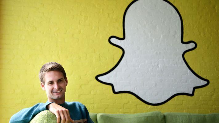 Snapchat supera a Facebook en la bolsa