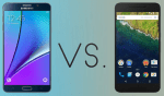 Galaxy Note 5 VS Google Nexus 6P