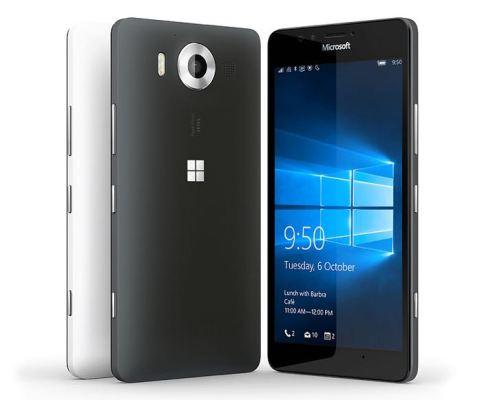 El Microsoft Lumia 950 baja de precio en el Reino Unido