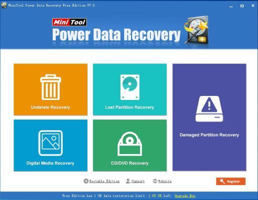 ¿Cómo recuperar archivos borrados de tu PC con MiniTool?