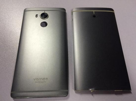 Teléfono Vernee Apollo
