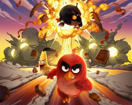 Angry Birds Acción es lanzado en Android y iOS (Video)