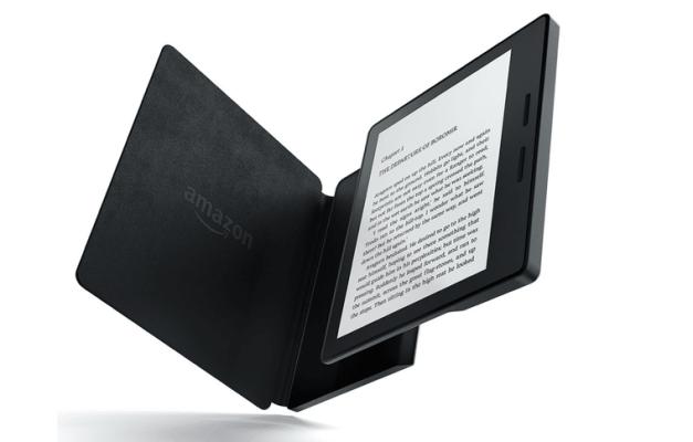 Amazon presenta Kindle Oasis, su Kindle más fino y ligero