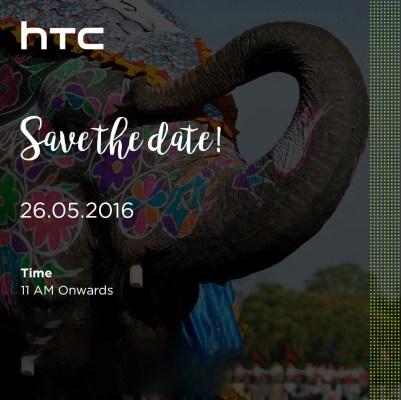 El HTC 10 llegará a la India el 26 de mayo