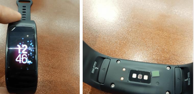 Primeras imágenes del Gadget Samsung Gear 2