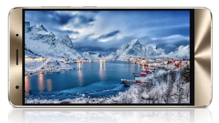 Asus ZenFone 3 Deluxe, el primero en Ejecutar Snapdragon 821