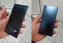 Primera imagen del Nuevo dispositivo Sony Xperia