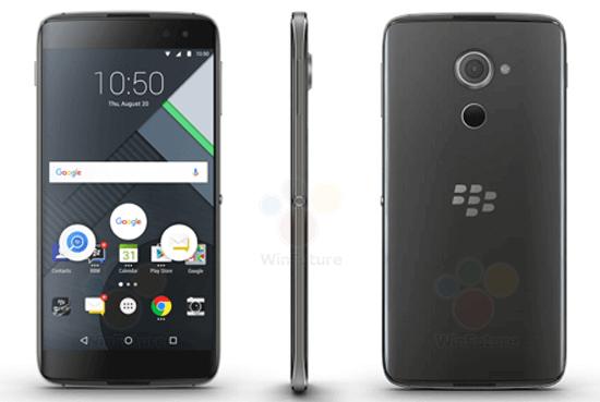 BlackBerry no esta muerto, Este es su próximo teléfono Android