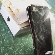 Explota un iPhone 7, nadie sabe las razones