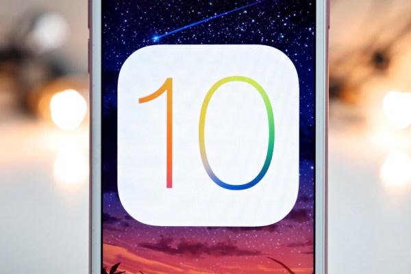 IOS 10 ya está disponible: He aquí cómo descargarlo e instalarlo