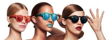 Snapchat muestra sus nuevas gafas con cámaras