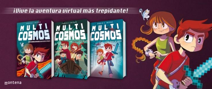 NdP MultiCosmos, el libro perfecto para hijos geeks